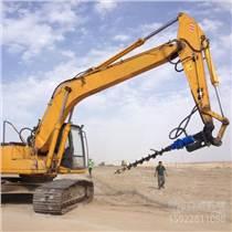 新型实用挖掘机配套螺旋钻机挖掘机工程机械