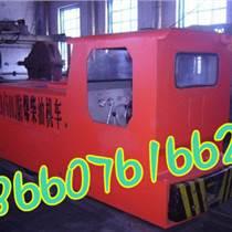 CCG5.0/600礦用防爆柴油機車