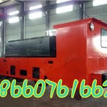 CTY8/6G礦用防爆蓄電池式電機車,8噸防爆電機車