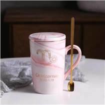 定做杯子保温杯-陶瓷马克杯-会议盖杯-陶瓷杯子定做-