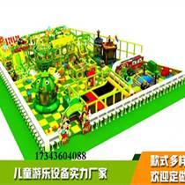 株洲室内淘气堡厂家株洲设计儿童游乐园设备
