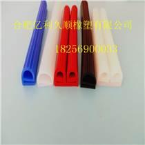 硅膠E型條 硅橡膠e字條耐高溫烤箱烘箱密封條