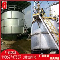 山东弘景立式鸡粪发酵罐,助力猪鸡牛羊粪高价值再利用!