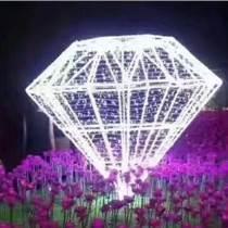 大型燈光展活動主題燈光展制作方案燈光展出租租賃價格