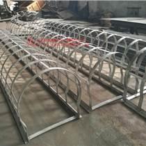 不锈钢钢梯护笼