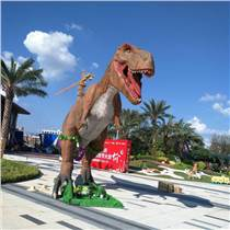 仿真動態恐龍展夢幻燈光展變形金剛風車油紙傘廠家直銷