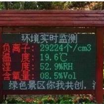生态环境负氧离子监测系统厂家