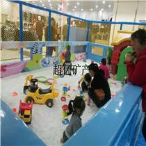 批發兒童游樂場專用無塵白沙子