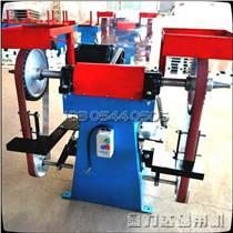 廠家熱銷JLD4KW電動雙工位多功能立式砂帶打磨機