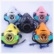 重松TW01SC防塵防護面具面罩