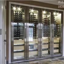 生產家庭自用不銹鋼酒柜