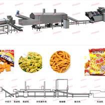 膨化機械 麥燒加工機械設備