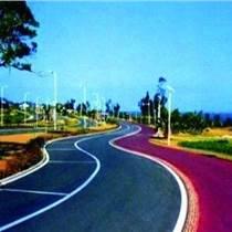 彩色路面膠粘劑|彩色防滑路面膠粘劑顏色