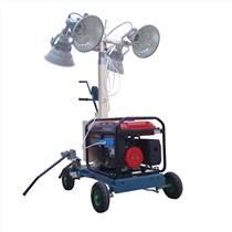 1KW移動照明車型號 手推式照明車價格