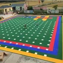 济南悬浮地板厂家幼儿园篮球场悬浮地板供应