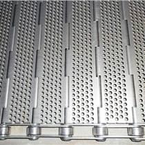 批發不銹鋼沖孔輸送鏈板藥材烘干板鏈 蔬菜清洗鏈板線食