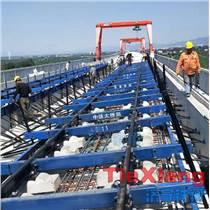 鐵路專用鋼軌支撐架安裝方便