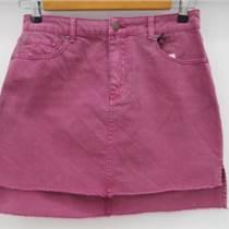 暢銷外貿原單女士純色牛仔半身裙,包臀裙