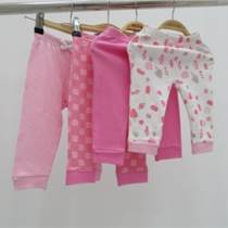 2018新款外貿原單嬰兒純棉長褲