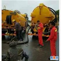 泰州许庄街道管道疏通废水池清淤潜水作业管道检测