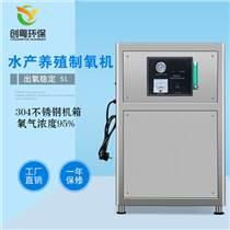 創粵CYZ-5L工業制氧機 玻璃制品助燃水產養殖增氧