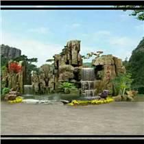 山东生态景观假山制作