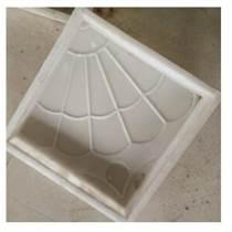供青海德令哈塑料模具和格尔木彩砖模具及大通方井模具哪