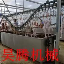 肉鴨屠宰生產線的價格