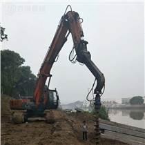 百洲 拖拉機高效率挖樁機 螺旋鉆機刨坑機 液壓系統鉆