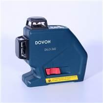度維紅光3D12線激光水平儀貼墻儀抹灰打點貼墻磚