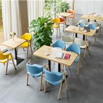 广东大型快餐桌椅生产厂家 快餐桌椅供应商工厂价销售商