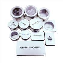 厂家直销圆形马口铁盒 糖果盒 礼品包装盒 手表包装