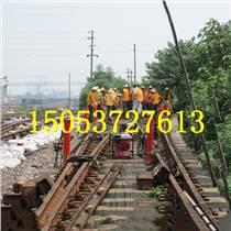 鐵路道岔鋪換機組 進行道岔鋪換或道岔整組起道