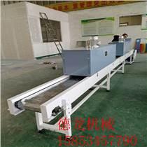 德隆DL塑料颗粒粉尘烘干机 干燥传送带流水线 工业用