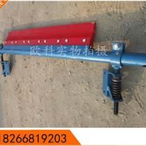 二道聚氨酯刮煤器 彈簧P型聚氨酯清掃器