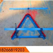 礦用空段聚氨酯清掃器  壓輪式O型聚氨酯清掃器