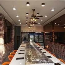 熱門餐廳家具供應旋轉火鍋餐桌 回轉火鍋餐桌 自助小火