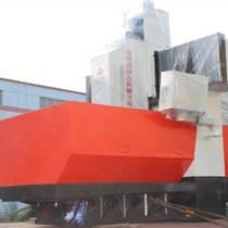 小型高速數控鉆床 1米龍門式法蘭鋼結構鉆孔攻絲一體機