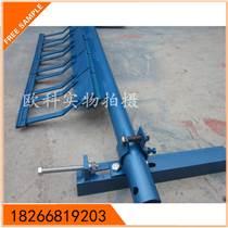 煤矿H型合金清扫器  DT3EJH5合金橡胶清扫器