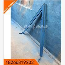 V型硬质合金清扫器  三角形合金橡胶清扫器