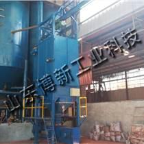 東營噸袋拆包機 硅石粉噸袋拆包機
