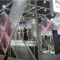 廣交會環保服裝展覽展臺環球之星提供設計制作施工一體化服務
