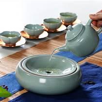 定做陶瓷酒瓶陶瓷工艺花瓶定做陶瓷茶具汝窑茶具哥窑茶具