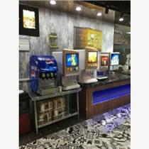 唐山自助飲料設備可樂機果汁機冰激凌機