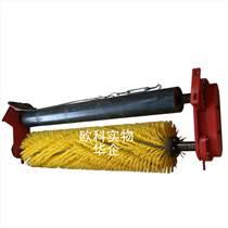 旋轉式毛刷清掃器 礦用電動皮帶清掃器