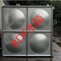 地埋式箱泵一體BDF鍍鋅鋼板水箱