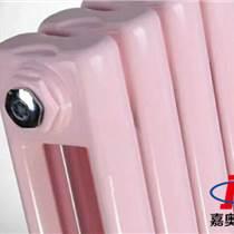 钢二柱暖气片gz206家用钢二柱暖气片钢二柱散热