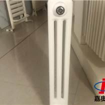 双层防腐钢制柱型暖气片钢制三柱暖气片防腐耐用暖气