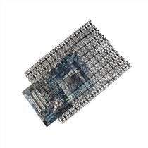 山東東營防靜電包裝廠家直銷PE網格導電袋 電子產品專