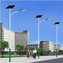 太陽能路燈戶外照明燈新農村LED超亮照明燈5米6米8